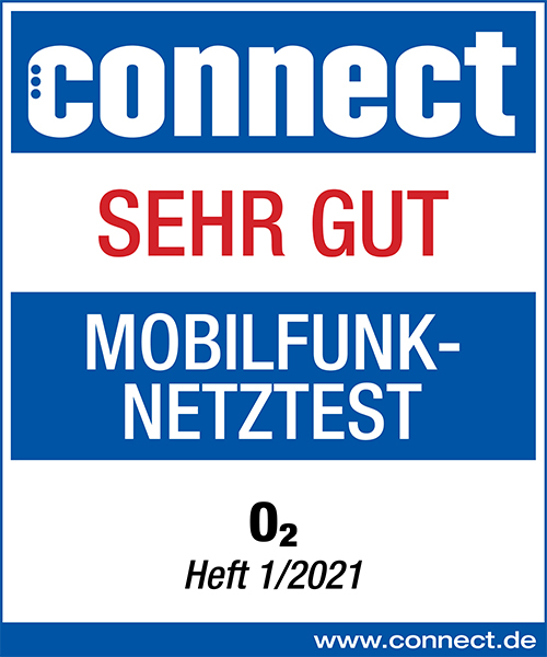 Connect Mobilfunktest 2021
