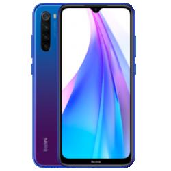 Redmi Note 8T Blau Frontansicht 1
