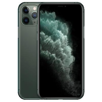 iPhone 11 Pro nachtgrün Frontansicht 1