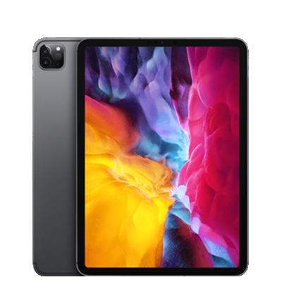 iPad Pro 11 (2. Gen.) spacegrey Frontansicht 1