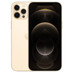 iPhone 12 Pro Gold Frontansicht 1