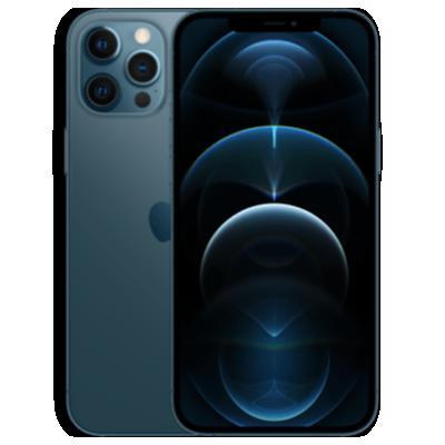 iPhone 12 Pro Blau Frontansicht 1