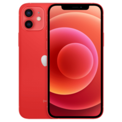 iPhone 12 Product Red Frontansicht 1