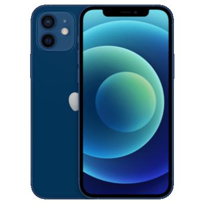 iPhone 12 mini Blau Frontansicht 1