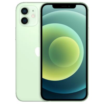 iPhone 12 mini Grün Frontansicht 1