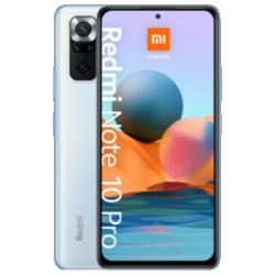 Redmi Note 10 Pro Blau Frontansicht 1