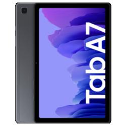 Galaxy Tab A7 LTE Grau Frontansicht 1
