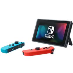 Switch Rot Frontansicht 1