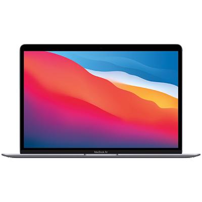 MacBook Air (M1) Grau Frontansicht 1