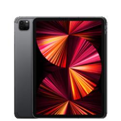 iPad Pro 11 5G (3. Gen) Grau Frontansicht 1