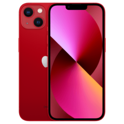 iPhone 13 Rot Frontansicht 1