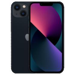 iPhone 13 Schwarz Frontansicht 1