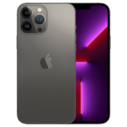 iPhone 13 Pro Max Grau Frontansicht 1