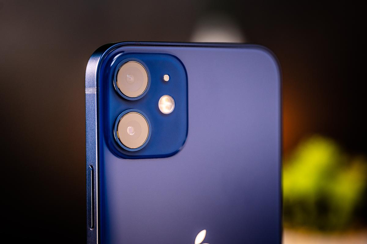 Apple iPhone 12 Mini (Kamera)