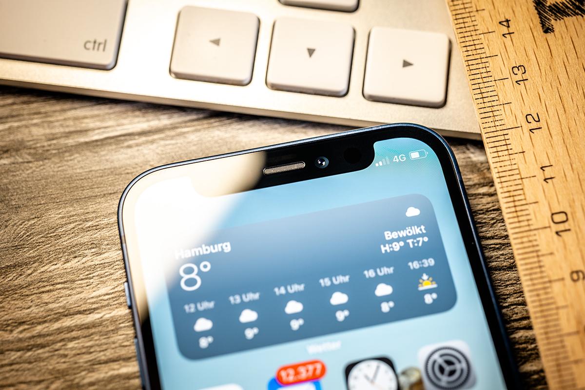 Apple iPhone 12 Mini (Display)
