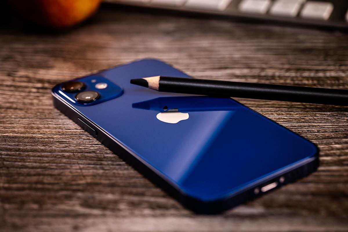 Apple iPhone 12 Mini (Back)
