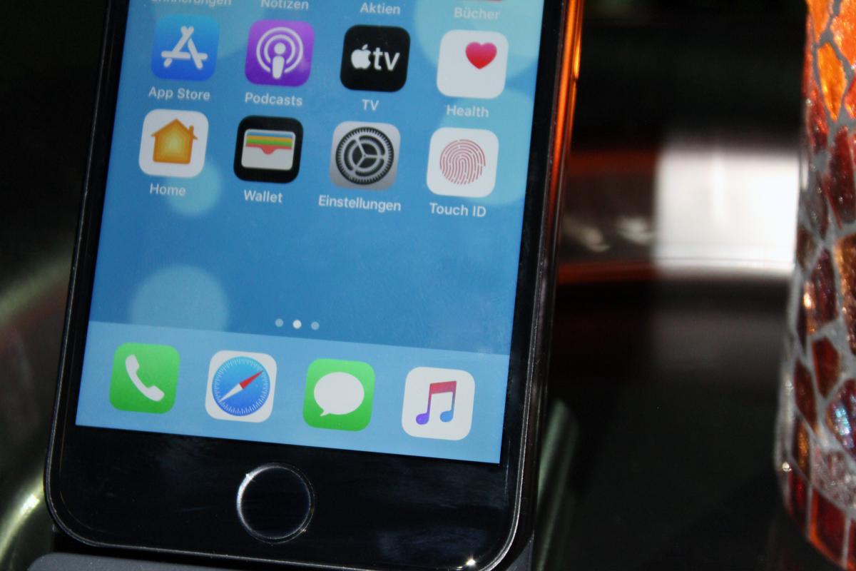 Apple iPhone SE (2020) Homebutton