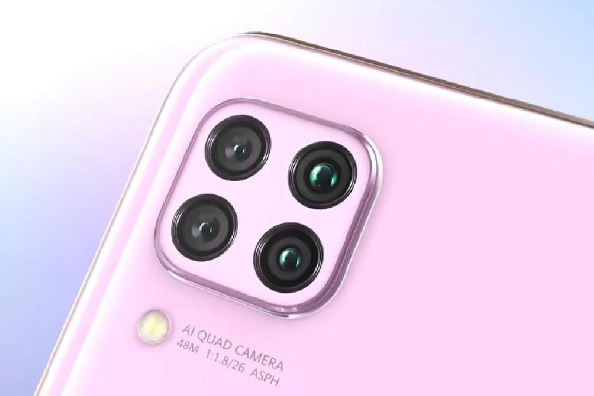 Huawei P40 Lite mit Vertrag Kamera