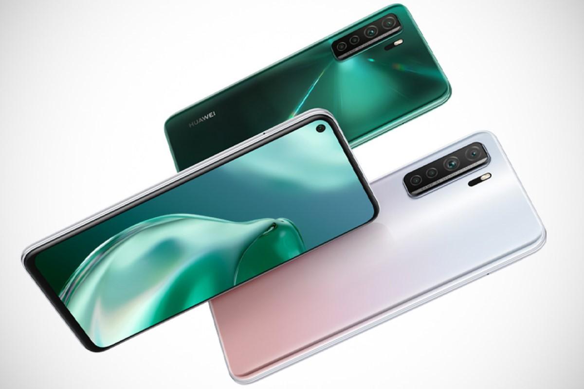 Huawei P40 Lite-mit Vertrag