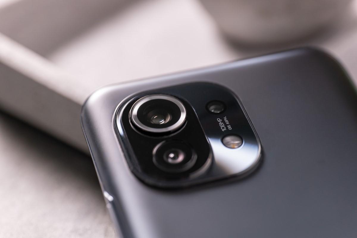 Xiaomi Mi 11 5G mit Vertrag Kamera