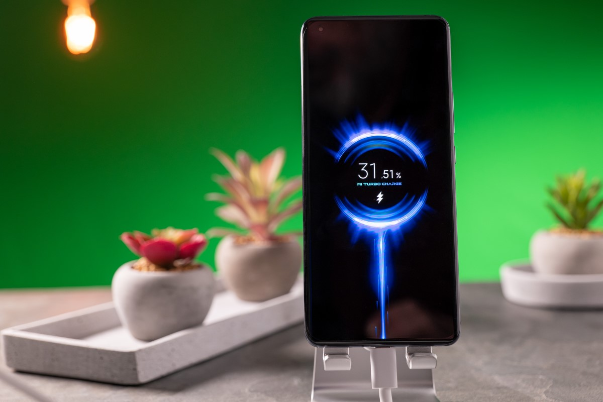 Xiaomi Mi 11 5G mit Vertrag Fast Charging