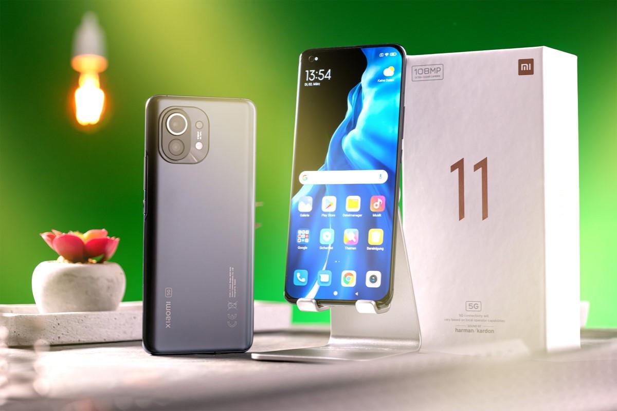 Xiaomi Mi 11 5G Design