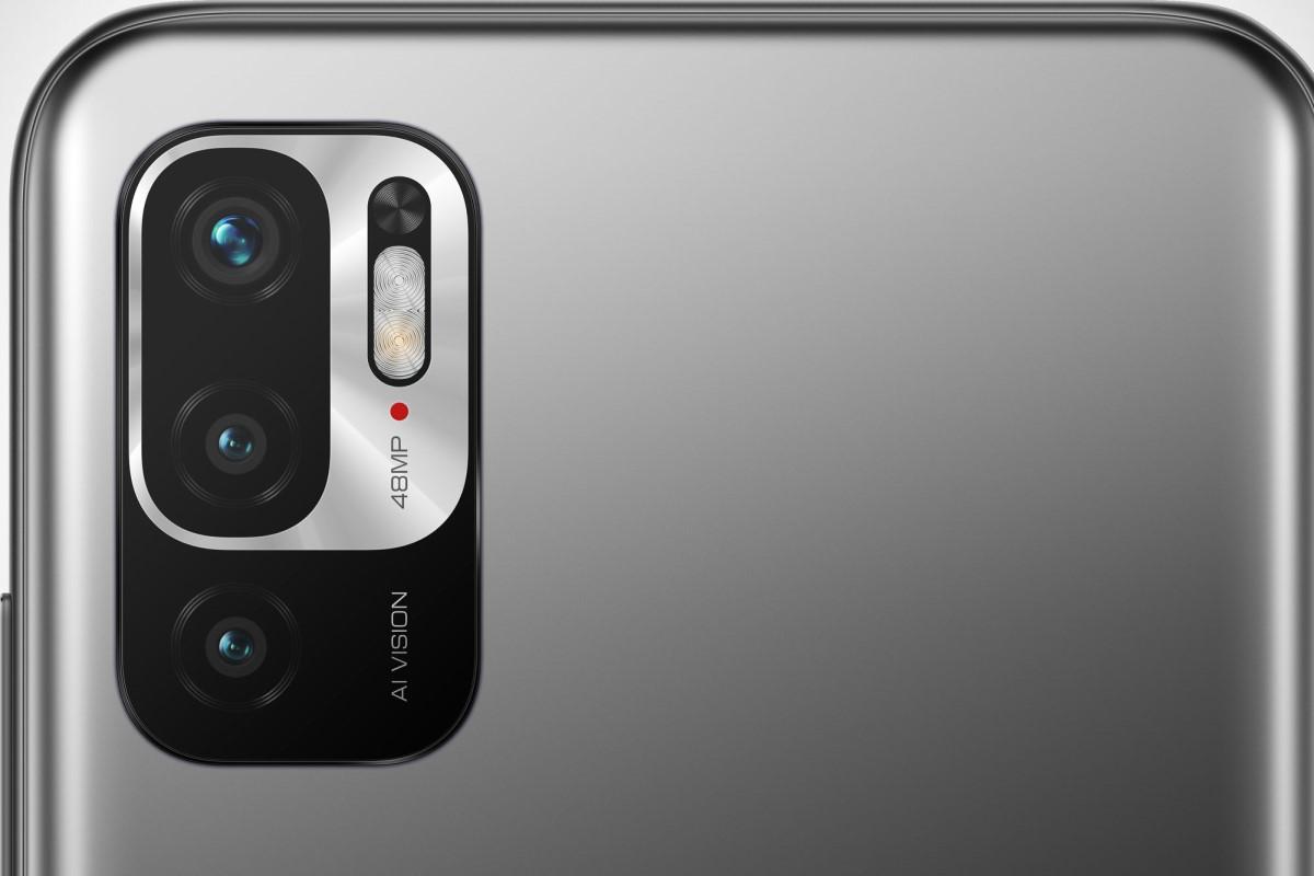 Xiaomi Redmi Note 10 5G mit Vertrag Kamera