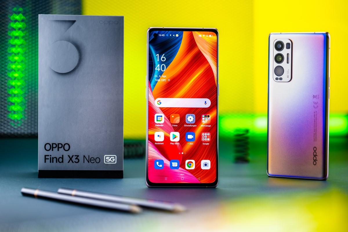 Oppo Find X3 Neo mit Vertrag Aufmacher