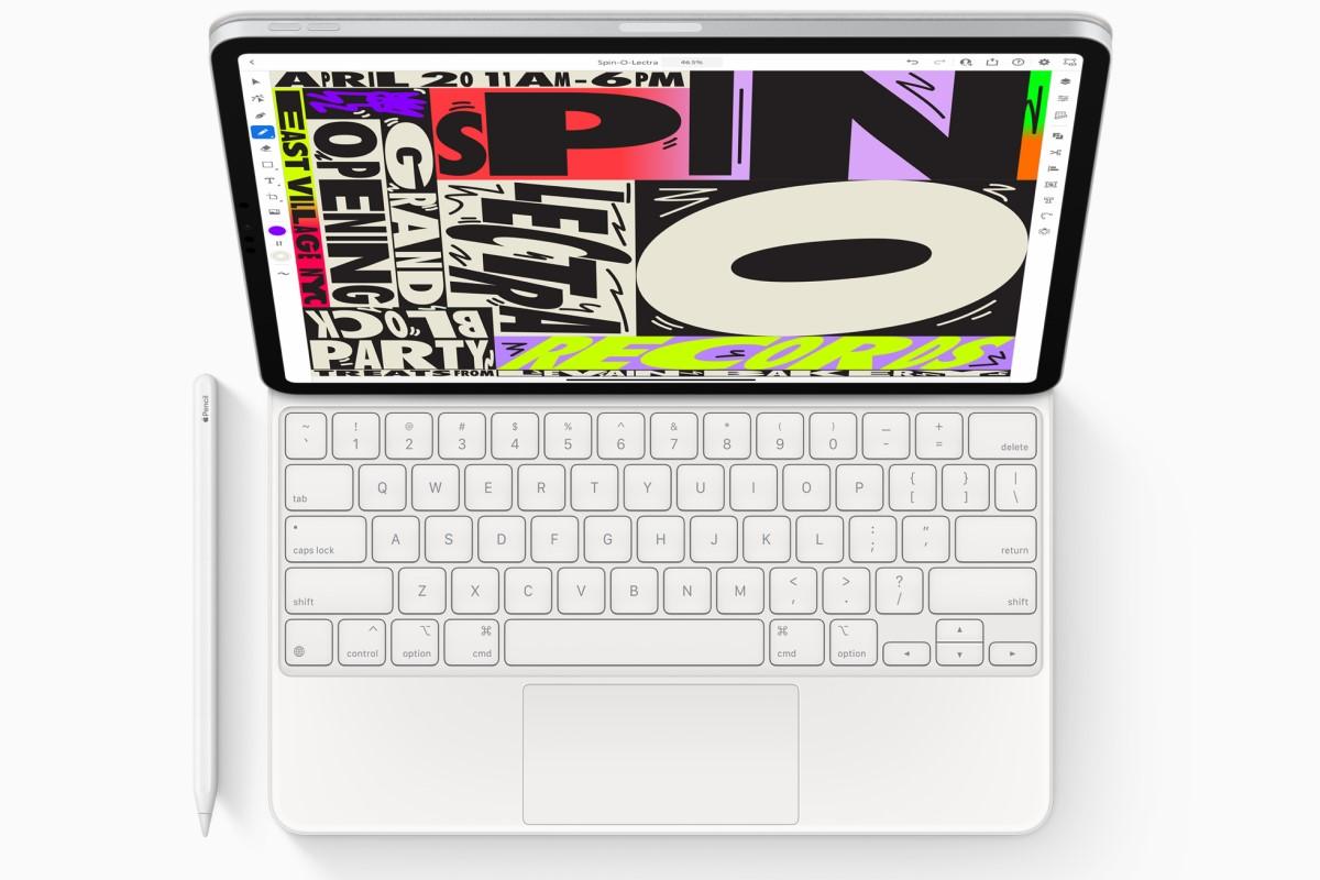 Apple iPad Pro 11 5G mit Vertrag Display