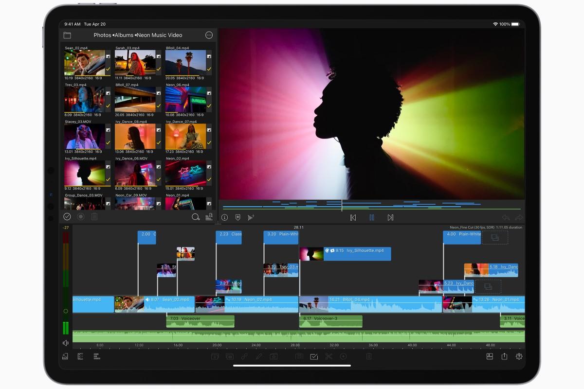 Apple iPad Pro 11 5G (3. Gen) mit Vertrag Leistung