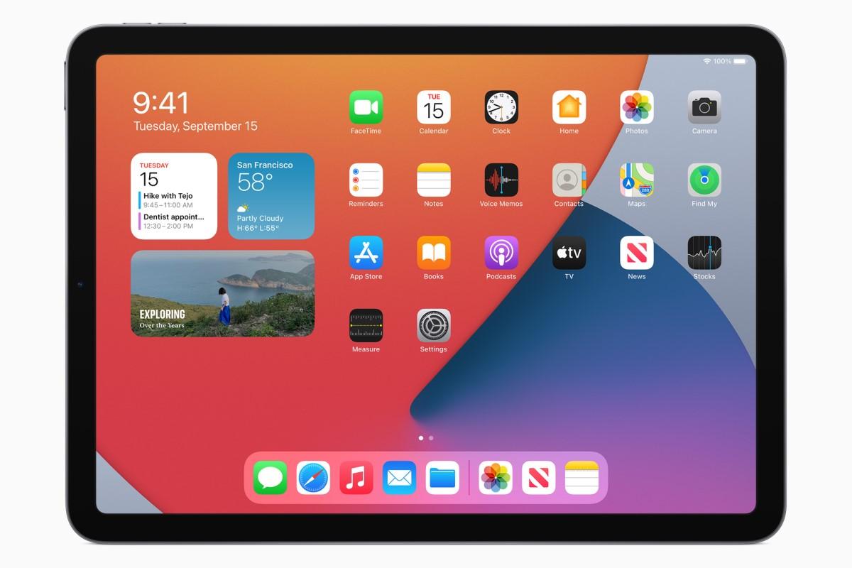 Apple iPad Air (4. Gen) LTE mit Vertrag Display