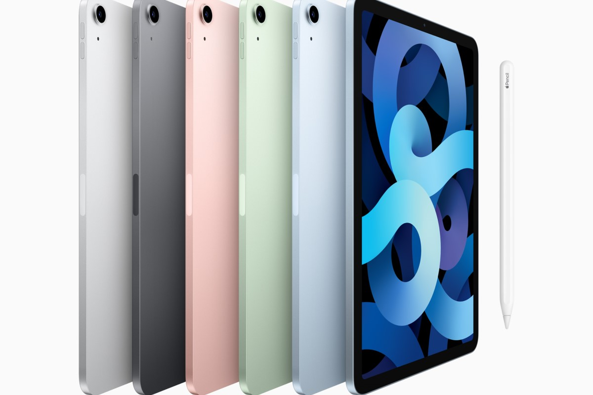 Apple iPad Air (4. Gen) LTE mit Vertrag Leistung