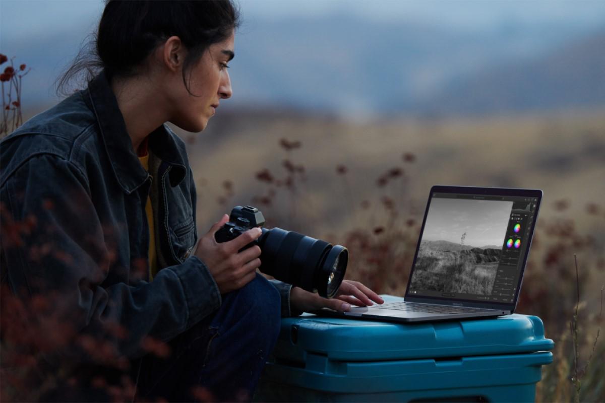 Apple MacBook Pro (M1) mit Vertrag Display