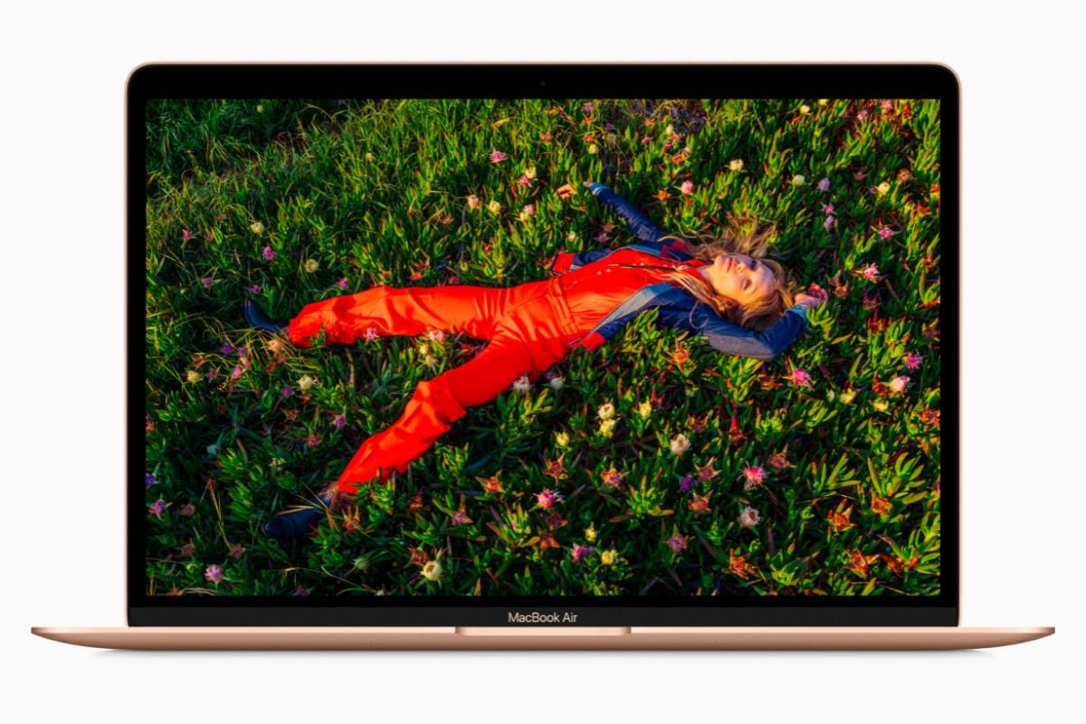 Apple MacBook Air (M1) mit Vertrag Display