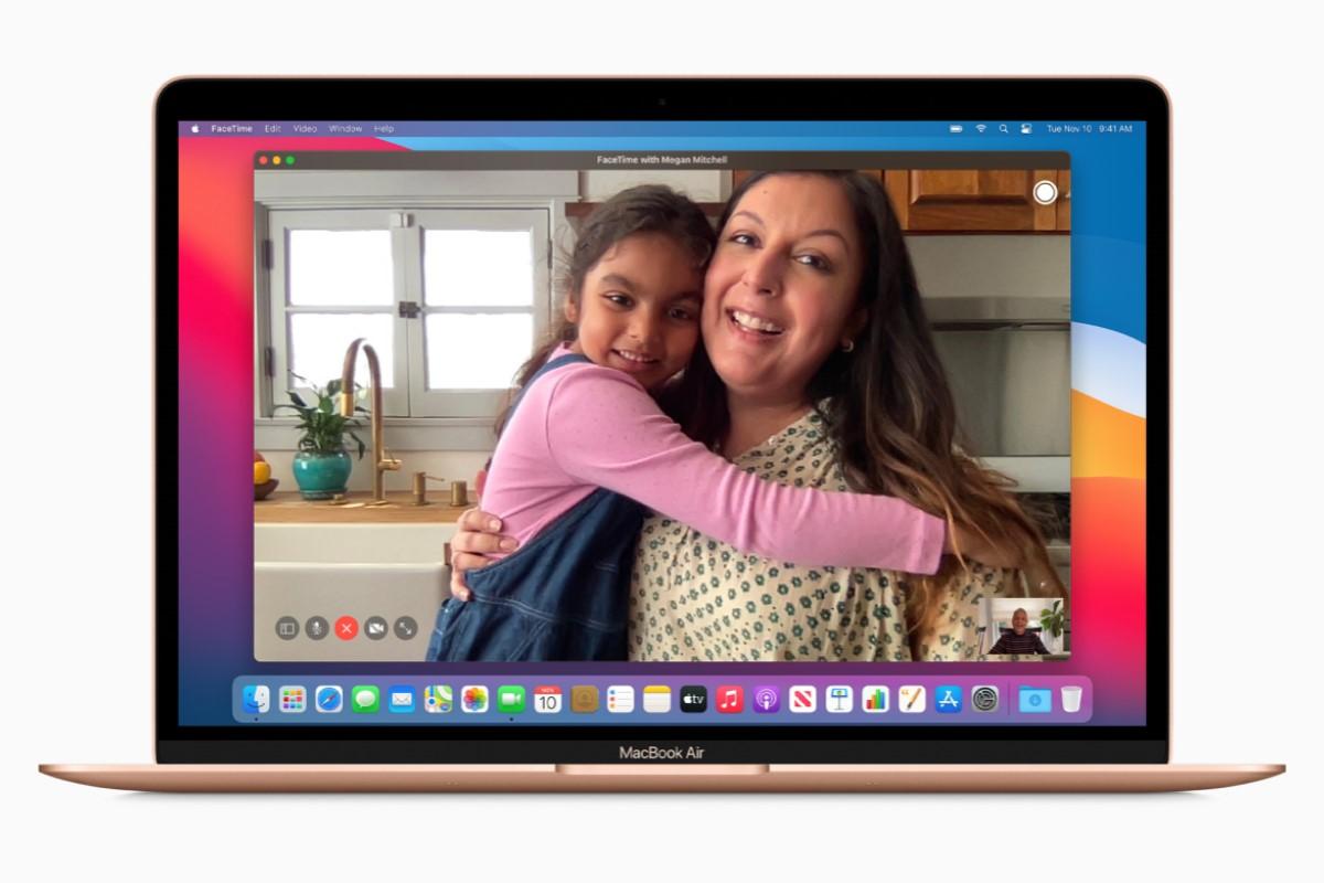 Apple MacBook Air (M1) mit Vertrag Leistung