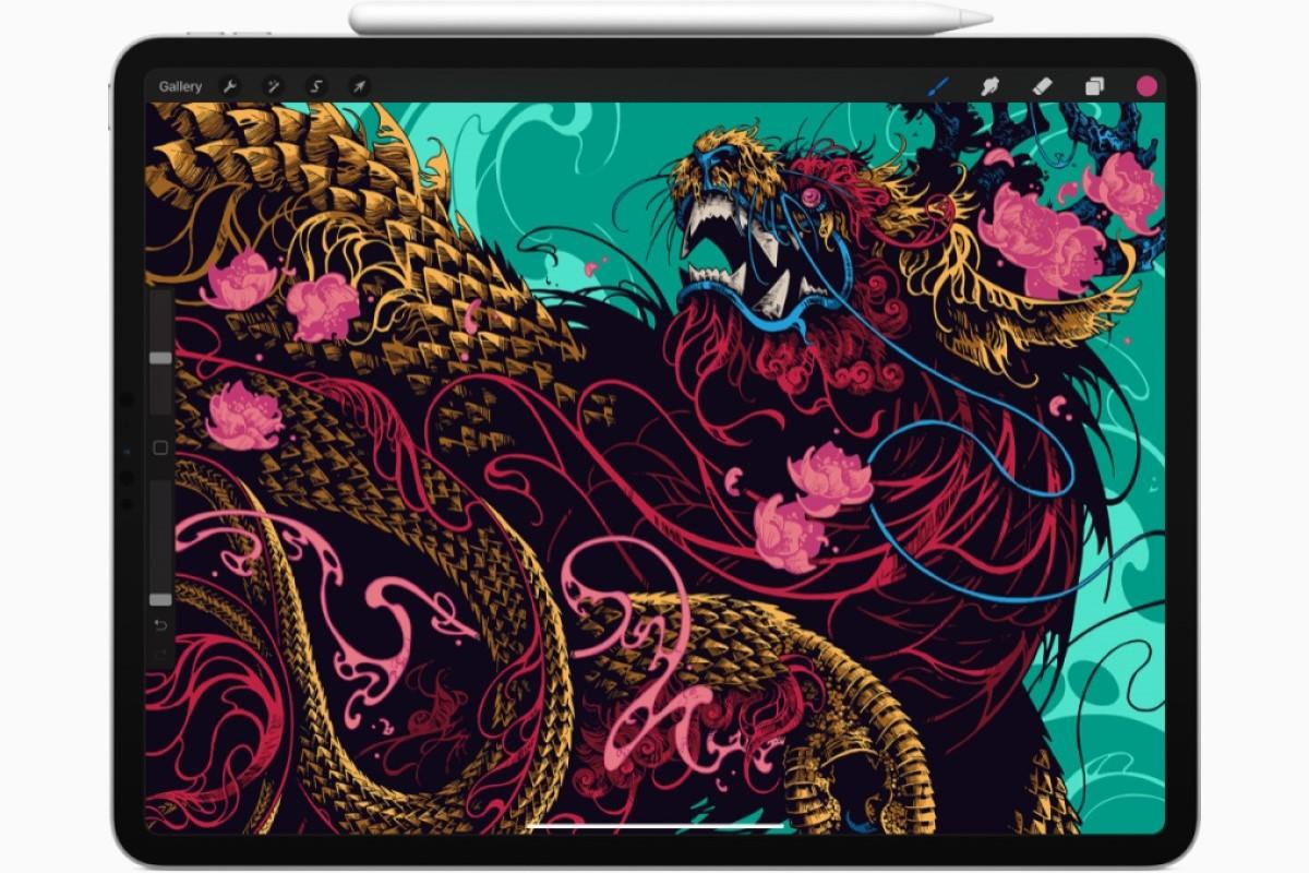Apple iPad Pro 11 mit Vertrag Display