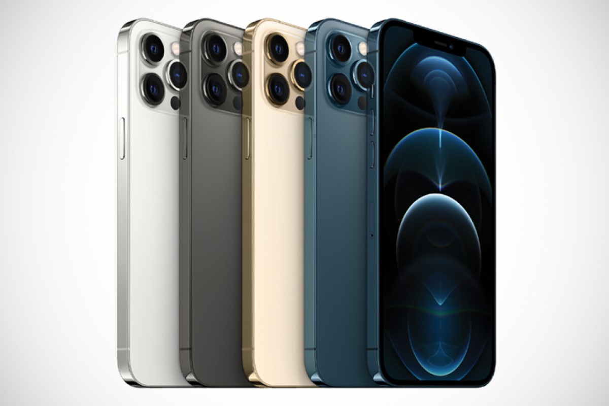 iPhone 12 Pro mit Vertrag Farben