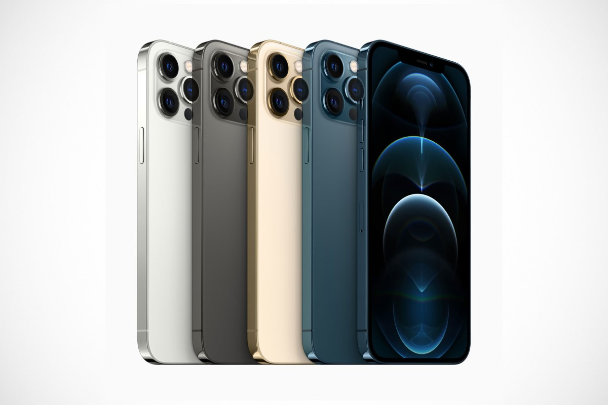 iPhone 12 Pro Max mit Vertrag Design