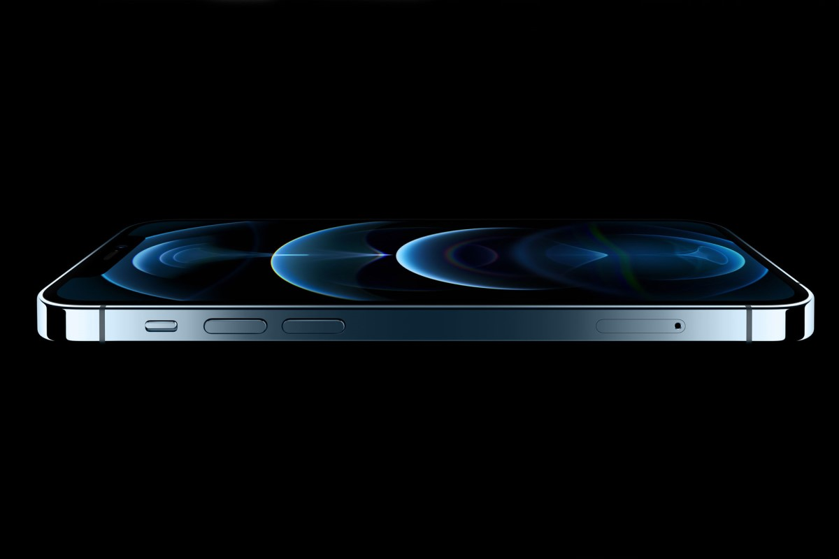iPhone 12 Pro Max mit Vertrag Display
