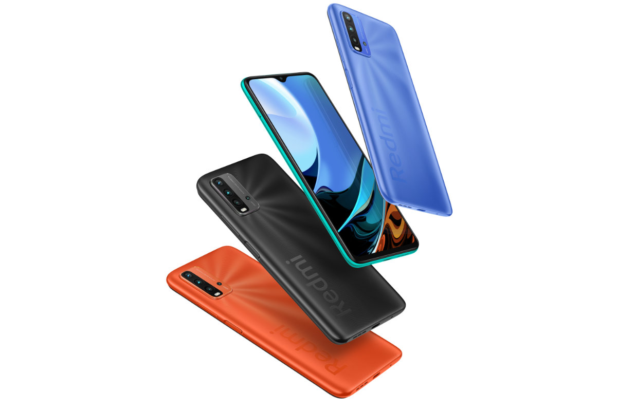 Xiaomi Redmi 9T Farbauswahl