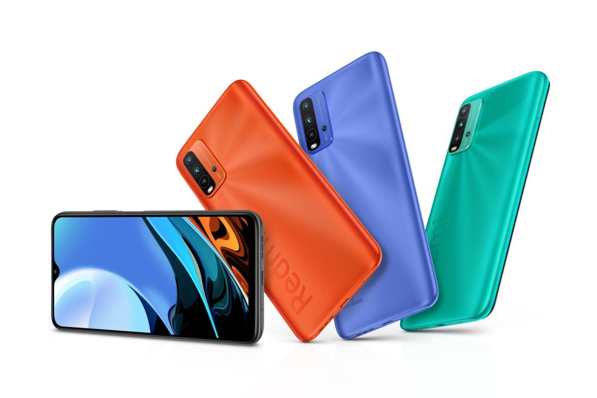 Xiaomi Redmi 9T Bildschirm