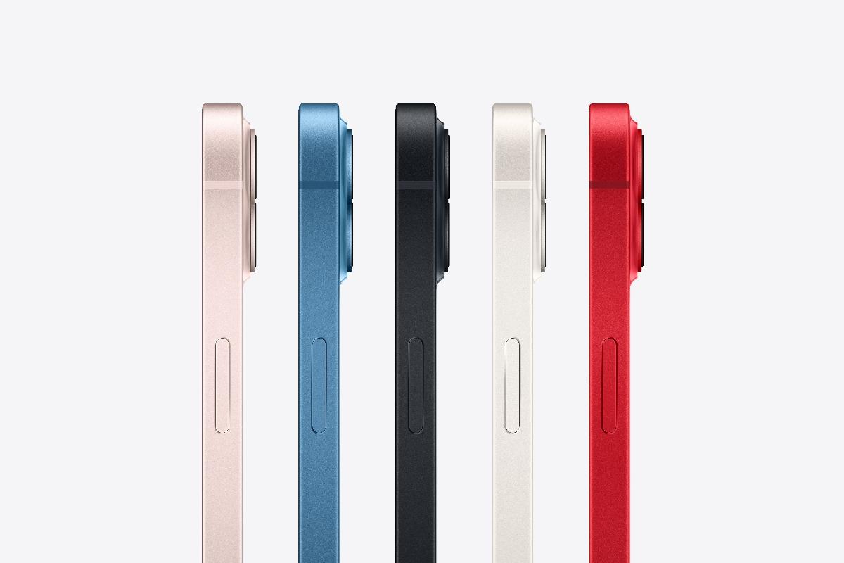 iPhone 13 mit Vertrag Farben