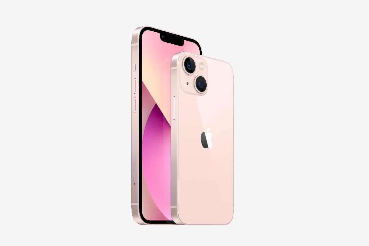 iPhone 13 mit Vertrag Design