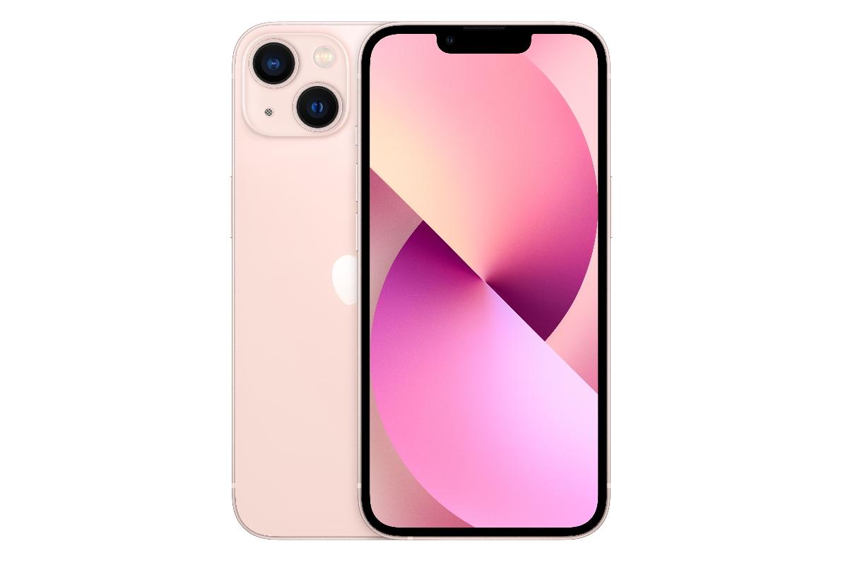 iPhone 13 mit Vertrag vorne und hinten