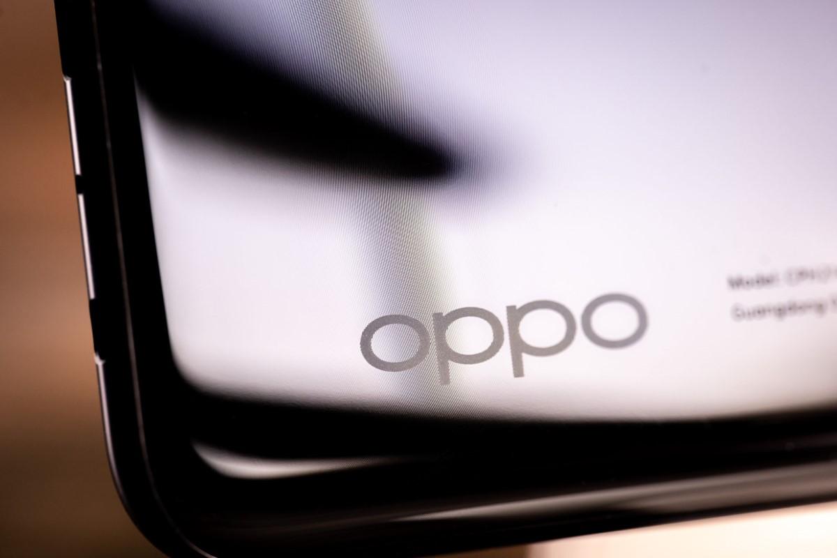 Oppo Find X3 Lite mit Vertrag Rückseite
