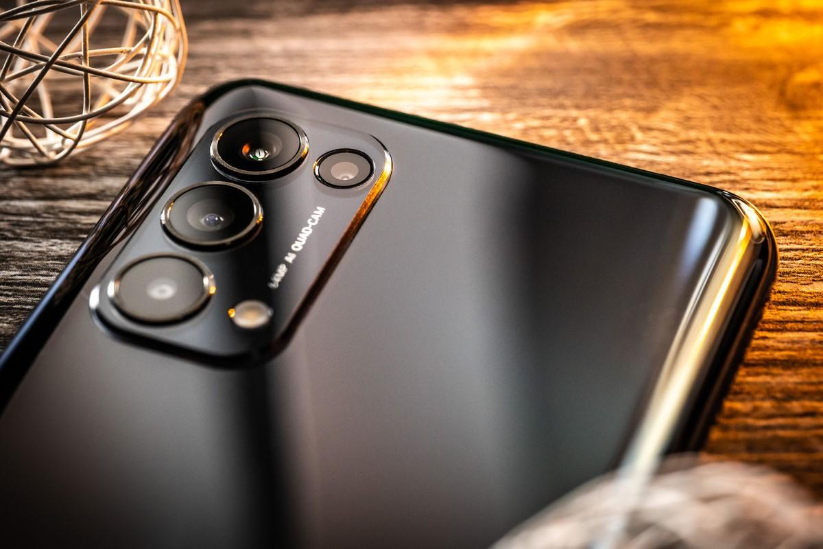 Oppo Find X3 Lite mit Vertrag Kamera