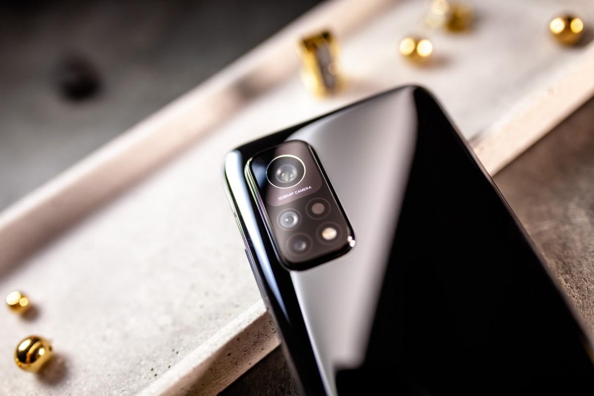 Xiaomi Mi 10T Pro 5G mit Vertrag Kamera