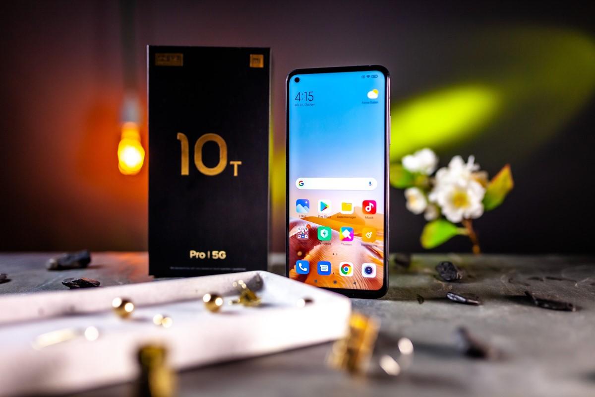 Xiaomi Mi 10T Pro 5G mit Vertrag Verpackung