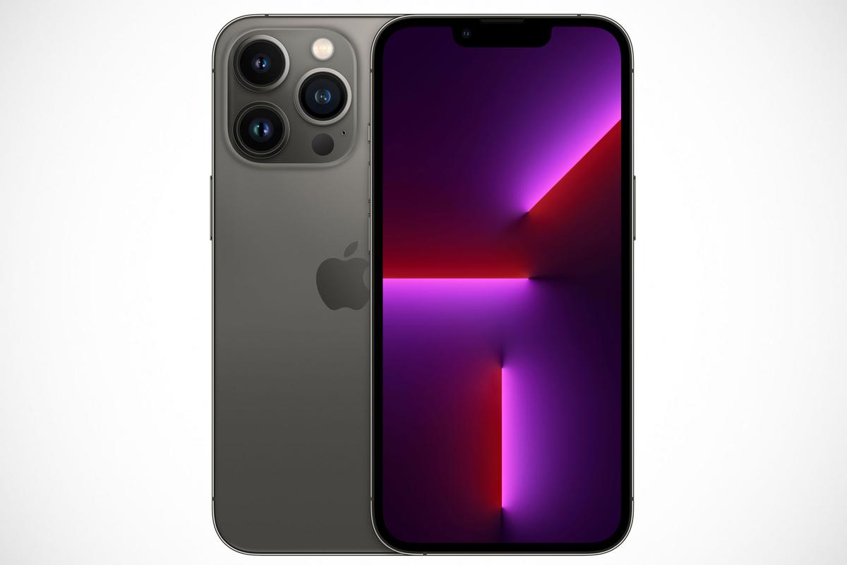 iPhone 13 Pro mit Vertrag vorne und hinten