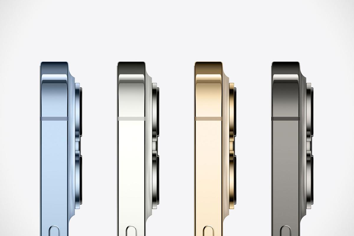 iPhone 13 Pro mit Vertrag Farben